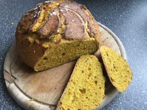 Brot aus der Kasserolle