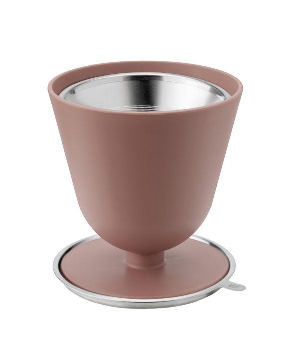 Kaffeefilter Slow mit Untersatz